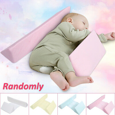 Baby Sleep Pillow Wedge Infant Sleeping Head Support Pillow Anti Flat Head Safe