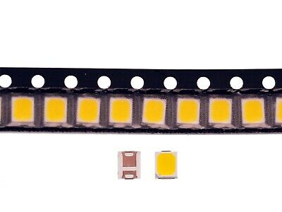 100x LED Puce 0,2w 22-24lm Blanc Froid SMD Haute puissance 2835