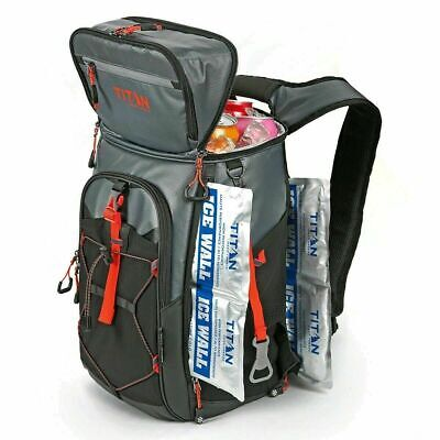 California Innovations INC Arctic Zone Titan Deep Freeze Nevera Mochila 24 Botes