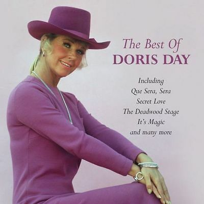 Doris Day ~ The Best Of / Greatest Hits 2 Cd Set   Day By Day + Day By Night
