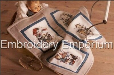Hummel Exploring Collection - Machine Embroidery Designs On Cd Or Usb