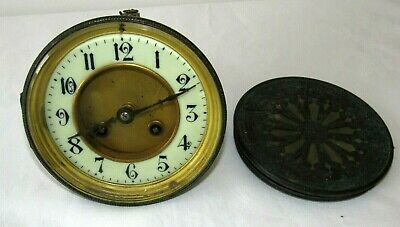 Good Old French Striking Clock Movement & Dial