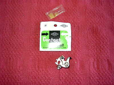 Yamaha Tx500 Xs500 Nos Left Hand Contact Points 371-81621-10