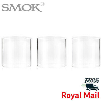 SMOK® Vape Pen 22 Glass | Replacement Pyrex Glass Single Or Pack Of 3 | Kit