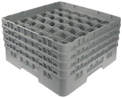Cambro Glass Rack Width 500mm Fächergrösse 73x73mm 36 Glasses Height 265mm