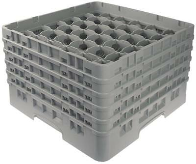 Cambro Glass Rack Width 500mm Fächergrösse 73x73mm 36 Glasses Height 306mm
