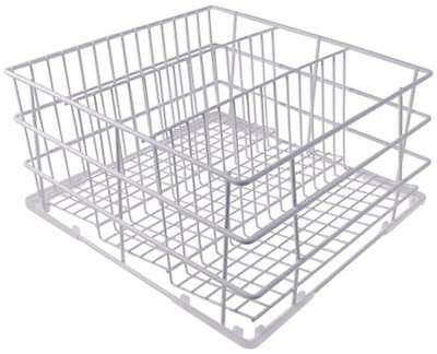 Glass Rack for Accessories Dihr Accessories, Kromo Baskets Oblique Floor