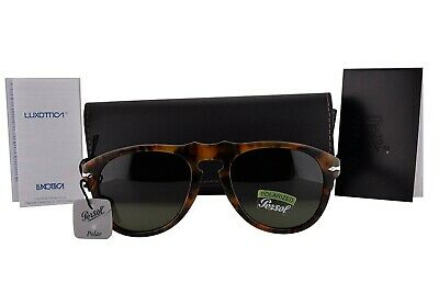 6c2fb03333996 PERSOL New Mens Sunglasses Tortoise Brown Acetate Polarized-54mm X001V1OXGP