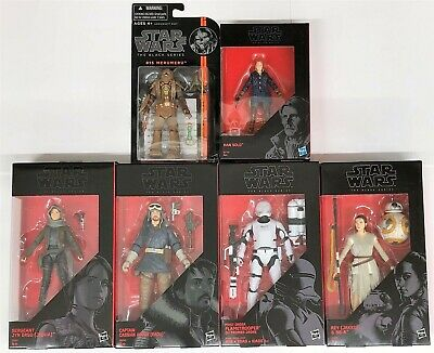 "Star Wars Black Series 3.75"" and 6"" Action Figure Mega Toy Deal"