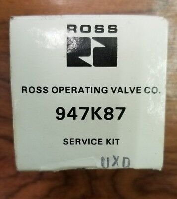 Ross Controls 947k87 Service Kit (New/Surplus)
