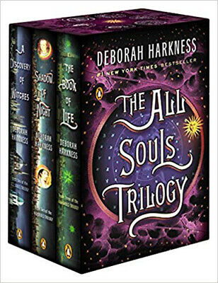 The All Souls Trilogy 3 eb00ks by Deborah Harkness, [PDF] GET IT NOW FAST DELVRY