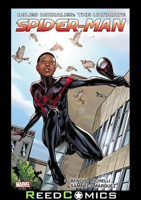 MILES MORALES ULTIMATE SPIDER-MAN COLLECTION BOOK 3 GRAPHIC NOVEL 368 Pages
