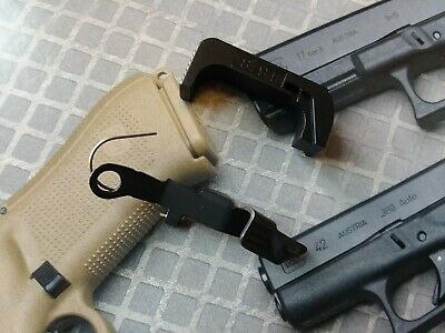 GLOCK EXTENDED SLIDE Stop and Spring Lever, Factory OEM