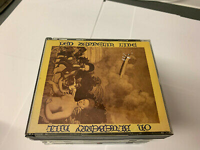 LED ZEPPELIN A Sweeter Blueberry 2-CD Los Angeles 1970