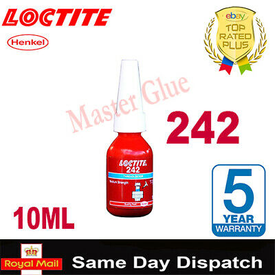 LOCTITE 515/ 242/577/638/648/ THREADLOCK ADHESIVE GLUE 10 / 20g / 50 250 300 ML