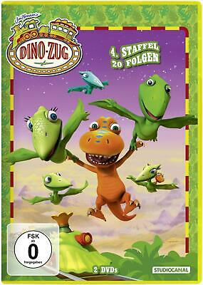 Dino-Zug - 4. Staffel DVD 2 DVDs Deutsch 2018