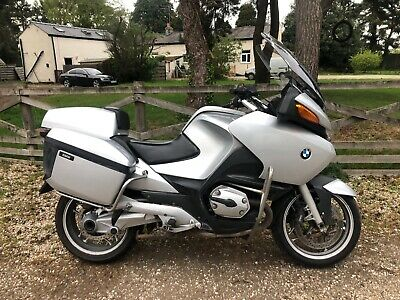 2007 Bmw R1200rt R 1200 Rt Ex Police Long Mot