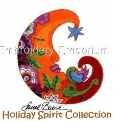 Holiday Spirit Collection - Machine Embroidery Designs On Cd Or Usb