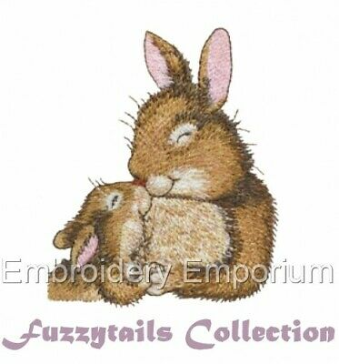 Fuzzytails Collection - Machine Embroidery Designs On Cd Or Usb