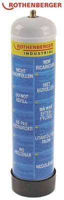 Rothenberger Gas Cylinder for Welding Power Supply Roxy Kit Oxygen M10 930ml New