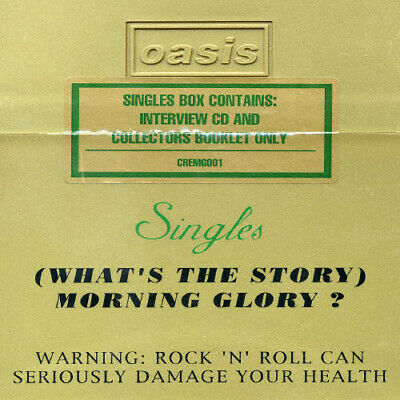 Oasis : (Whats The Story) Morning Glory? Singles CD Expertly Refurbished Product