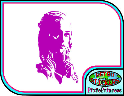 Game of Thrones Daenerys A Vinyl Sticker Wall Window Laptop Car Decal Transfer