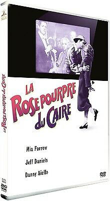 DVD  //   LA ROSE POURPRE DU CAIRE  //  Film de Woody Allen  /  NEUF cellophané