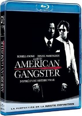 Blu Ray / AMERICAN GANGSTER / Russel Crowe - Denzel Washington / NEUF cellophané