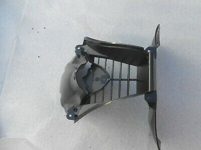 yamaha r6 2co 13s front fairing grill intake plastic panel n e w item