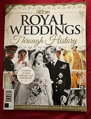 All About History Royal Weddings Through History Magazine