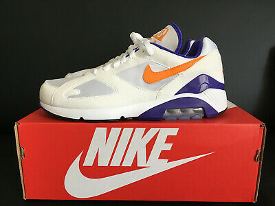 huge selection of e1bf5 3d1d3 DS Nike Air Max 180 us 9.5 uk8 eur 43 Bright ceramic OG w box
