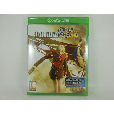 Final Fantasy Type-0 HD - Xbox One - Nuevo a Estrenar - 5021290064928 - New