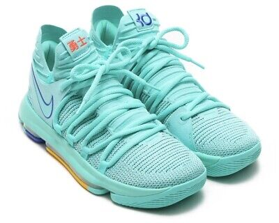 a4bd820f706 NEW Nike Zoom KD 10 X City Edition Mens 8.5 Basketball 897815 300 Kevin  Durant