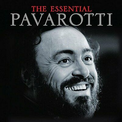 The Essential By Luciano Pavarotti.