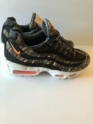 huge discount da0c2 5fb7b RARE 2006 Nike Air Max 95 Human Torch Fantastic Four Pack Size 8.5  609048-681.