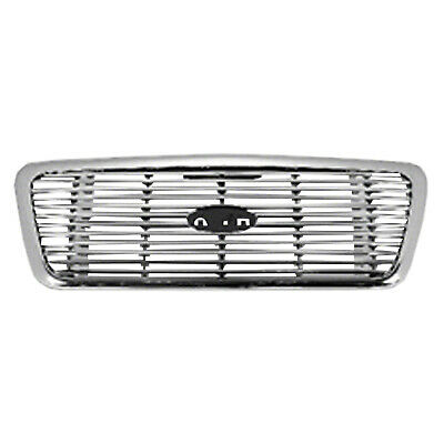 Chrome Grill Assembly for 2004-2008 Ford F-150 Grille FO1200427, FO1200502