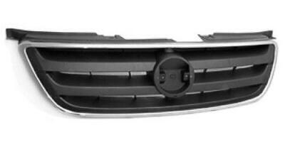 CPP Gray Grill Assembly for 2002-2004 Nissan Altima Grille