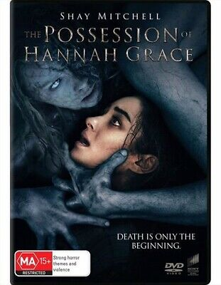 Possession Of Hannah Grace, The, DVD