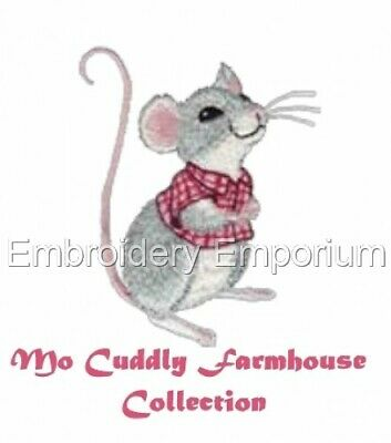 Mo Cuddly Farmhouse Collection - Machine Embroidery Designs On Cd Or Usb