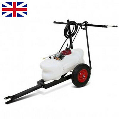 Power Sprayer 60 litre - AP 60D ON TRAILER FOR QUAD OR TRACTOR