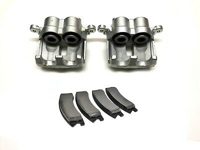2 X FRONT CALIPERS AND PADS Jeep Grand Cherokee WJ 1999-2004