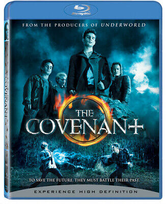 Covenant (REGION A Blu-ray New) BLU-RAY/WS