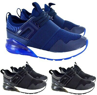 Infant Sports Running School Pe Comfy Casual Walking Holiday Trainers Boys Shoes