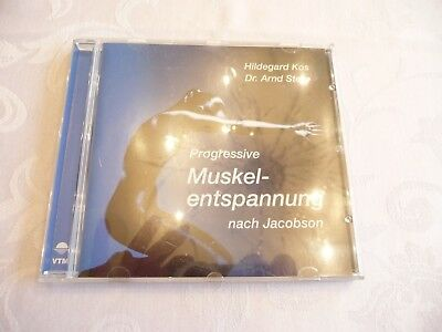 Muskel Entspannungs CD -nach Jacobsen