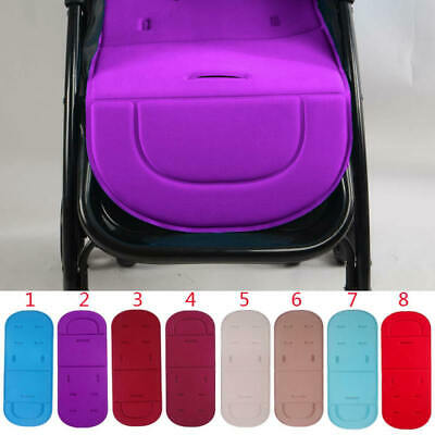 1pc Baby Stroller Seat Cushion Mattress Pushchair Car Cart High Chair Trolley
