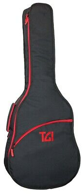 TGI Deluxe Padded Gigbag for Electric Guitar - Guitar Case Gig Bag
