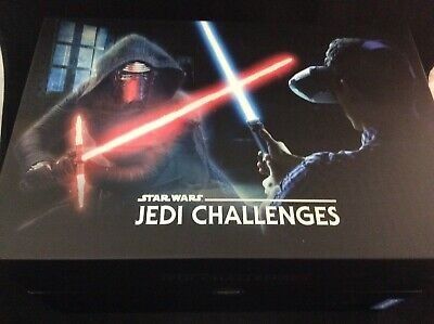Lenovo Star Wars: Jedi Challenges AR Headset with Lightsaber - Black