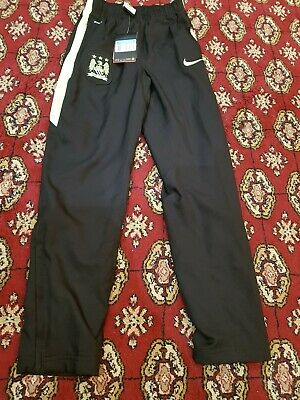 Childs Nike Man City Football Club Tracksuit Bottoms Size 10/12 Years BNWT