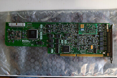 National Instruments AT-MIO-64E-3 Analog Input Card PC Board DAQ