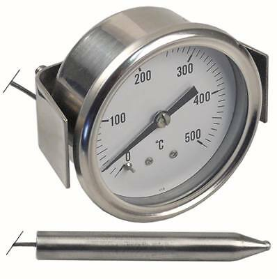Thermometer for Moretti Pizzy Duo 105.105, Kr 99, Kr 66, Cuppone Paolo12 Fme9